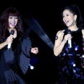 Hồng Nhung và Phương Thanh: màn song ca ngẫu hứng thể hiện đẳng cấp