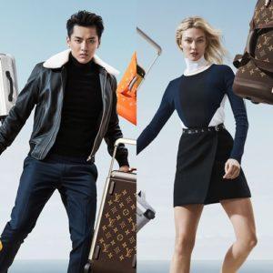 Karlie Kloss & Kris Wu bay bổng với những sáng tạo mới của Louis Vuitton