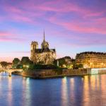 [Infographics] Nhà thờ Đức Bà Paris – một biểu tượng văn hóa Pháp
