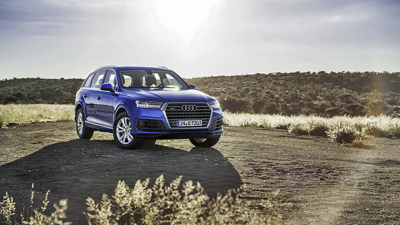 Audi Việt Nam thông báo triệu hồi xe A7, A8 và Q7