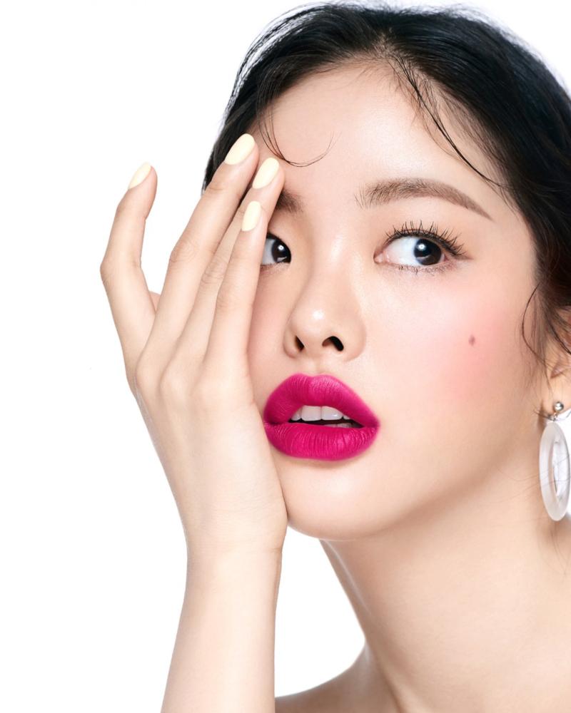 Xu hướng trang điểm mới ở Hàn