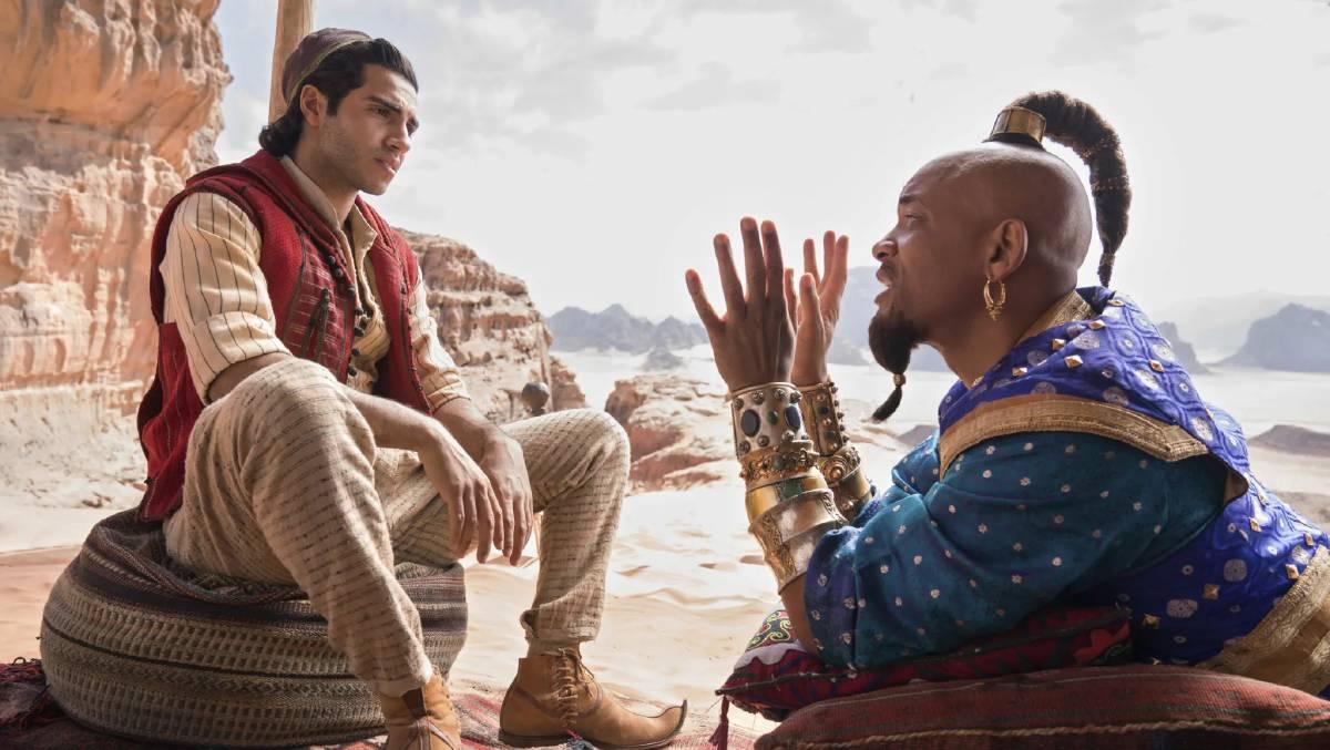 danh gia ve Aladdin 2019