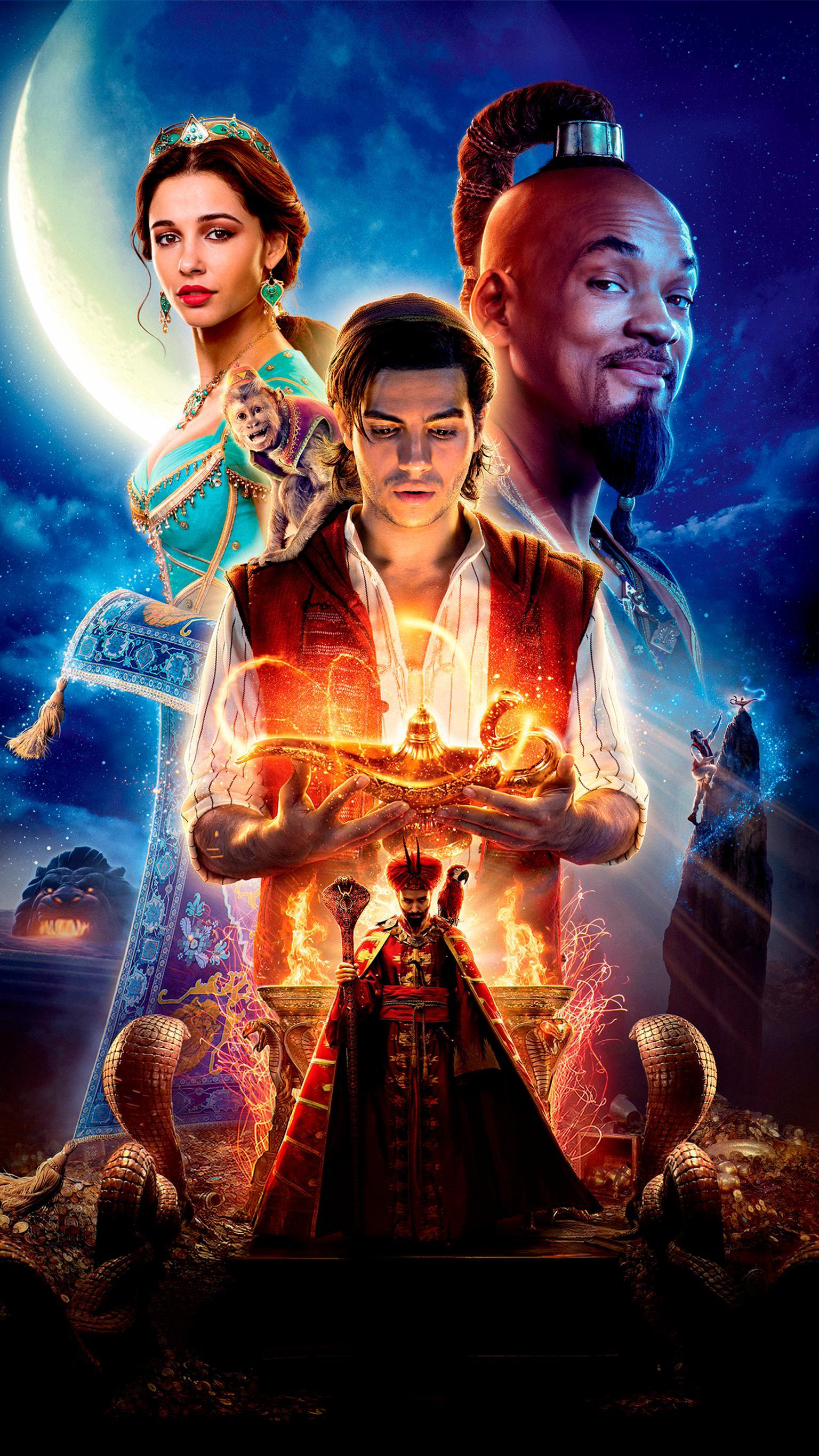 danh gia ve Aladdin