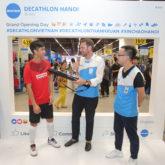 """Decathlon – khai trương """"mái nhà chung"""" dành cho người yêu thể thao tại Việt Nam"""