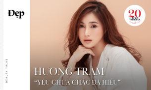 BEAUTY TALKS | Hương Tràm chia sẻ về việc ngừng đi hát và những điều cần làm trước tuổi 30 !