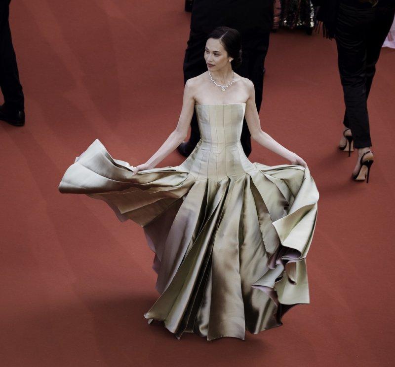 cảnh điềm, kiko mizuhara, dior, haute couture, xuân hè 2019, rose dior bagatelle, maria grazia chiuri