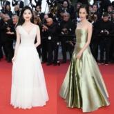 """Cảnh Điềm và Kiko Mizuhara """"ngang tài, ngang sức"""" trên thảm đỏ LHP Cannes trong những thiết kế đầm couture của Dior"""