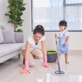 Dạy trẻ làm việc nhà – bí quyết để thành công trong tương lai