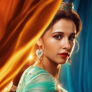 Naomi Scott – ca sĩ nhạt nhòa tỏa sáng nhờ hình tượng công chúa Disney đầy nữ quyền