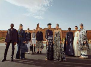 Dior Cruise 2020 – Sự giao hòa thăng hoa giữa những vùng đất và các thế hệ