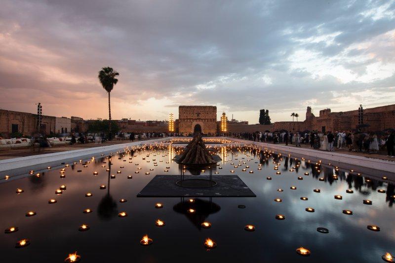 dior, cruise 2020, marrakech, ma-rốc