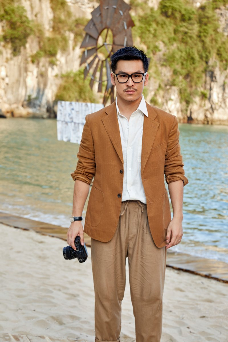 fashion voyage, lost in wonder, vịnh hạ long, ha long bay, thời trang, fashion show