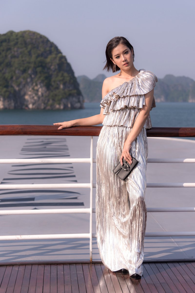 fashion voyage, lost in wonder, vịnh hạ long, ha long bay, thời trang, fashion show