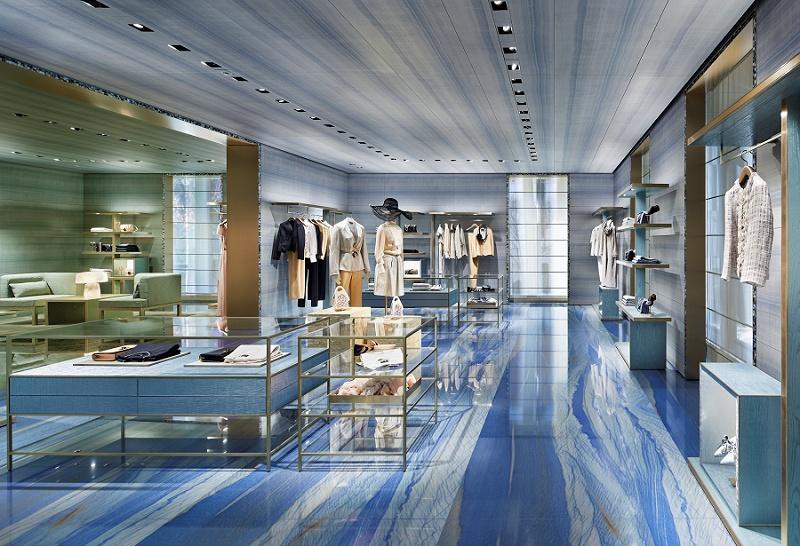 bộ sưu tập, resort 2020, cruise 2020, tokyo, ginza, giorgio armani, armani ginza, thời trang