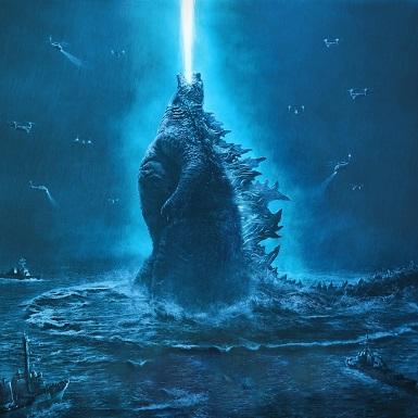 Sau Vũ trụ điện ảnh Marvel, siêu anh hùng DC, giờ đây là Vũ trụ quái vật MonsterVerse của những Godzilla, King Kong,…