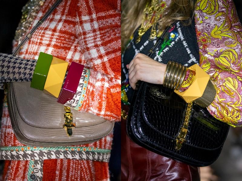 gucci, cruise 2020, bộ sưu tập, bst, nữ quyền, feminism, thời trang, phụ kiện, túi xách, mắt kính
