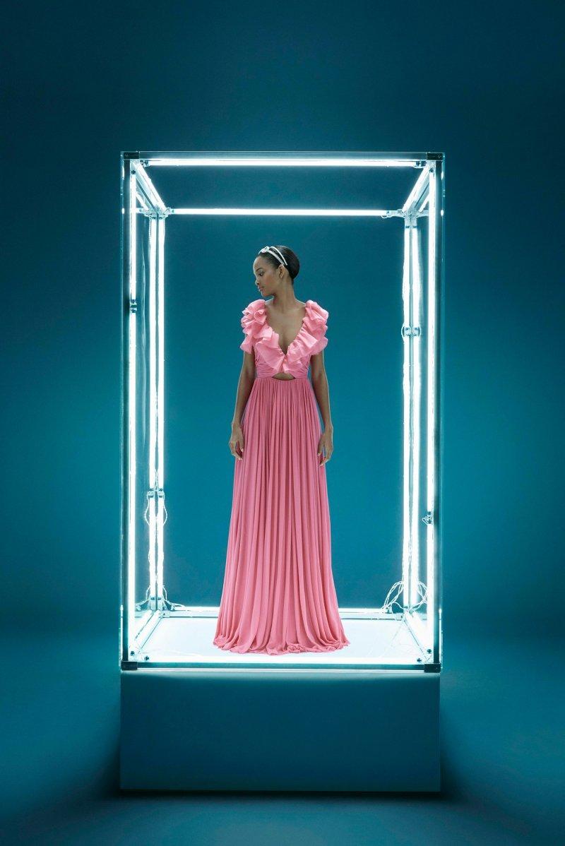 giambattista valli, h&m, bộ sưu tập, hợp tác, kendall jenner, haute couture