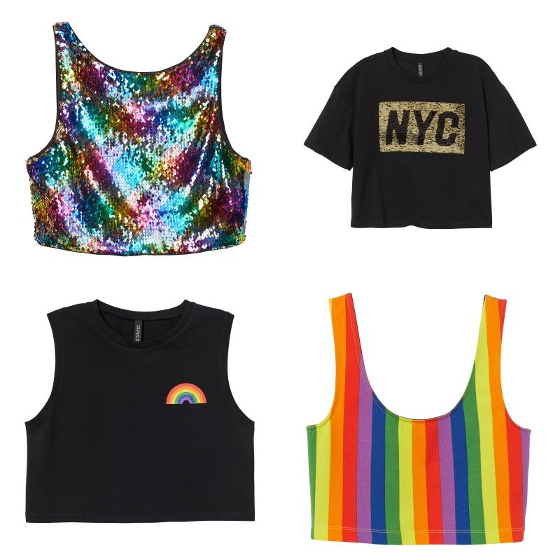 h&m, pride collection, bộ sưu tập, lgbtqi, cộng đồng, đồng giới