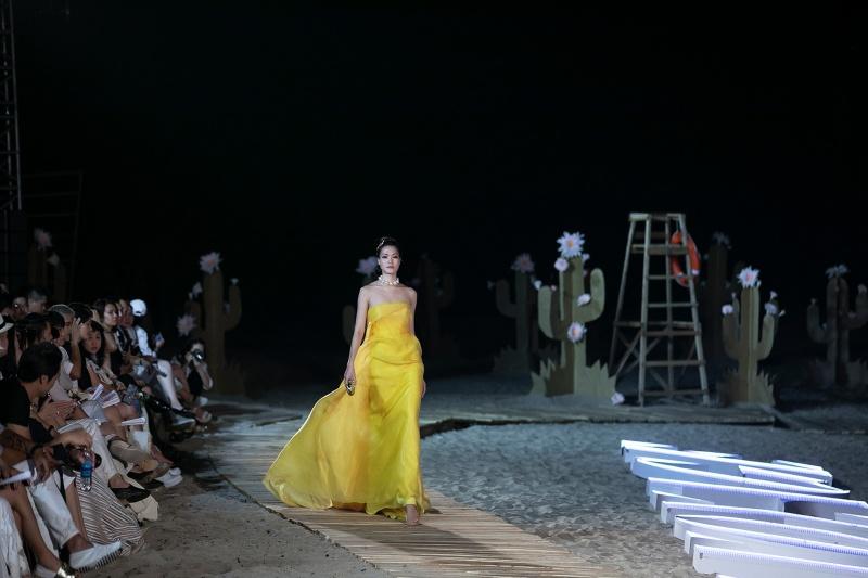 hoàng minh hà, fashion voyage, lost in wonder, lạc giữa kỳ quan, hoa hậu, thùy dung