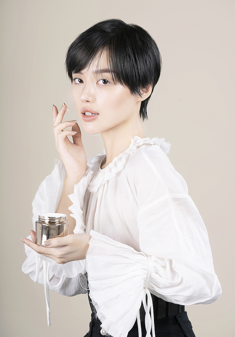 Lancôme Absolue Soft Cream, Khánh Linh The Face