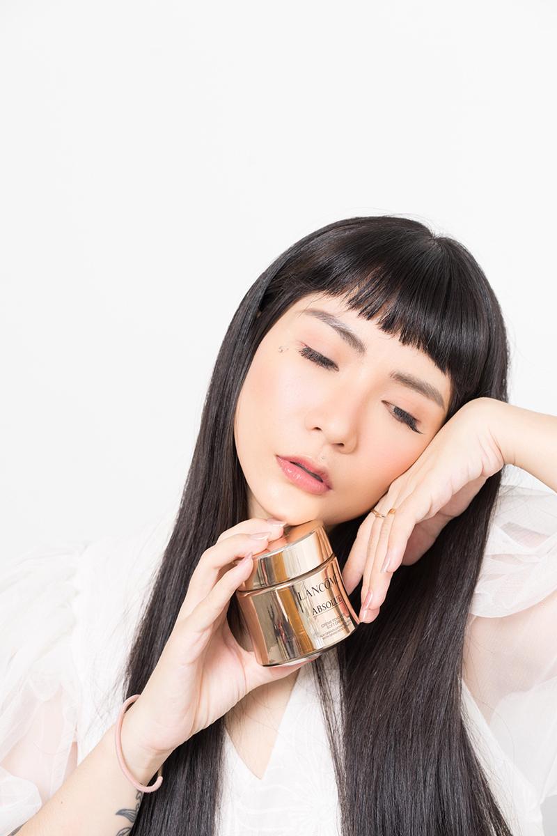 Lancôme Absolue Soft Cream, Lâm Thúy Nhàn