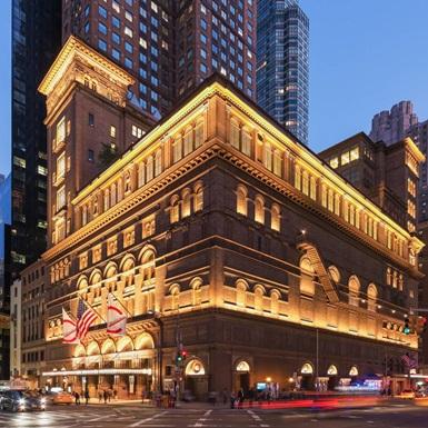 Cơ hội cho tài năng Việt biểu diễn tại nhà hát danh tiếng Carnegie Hall