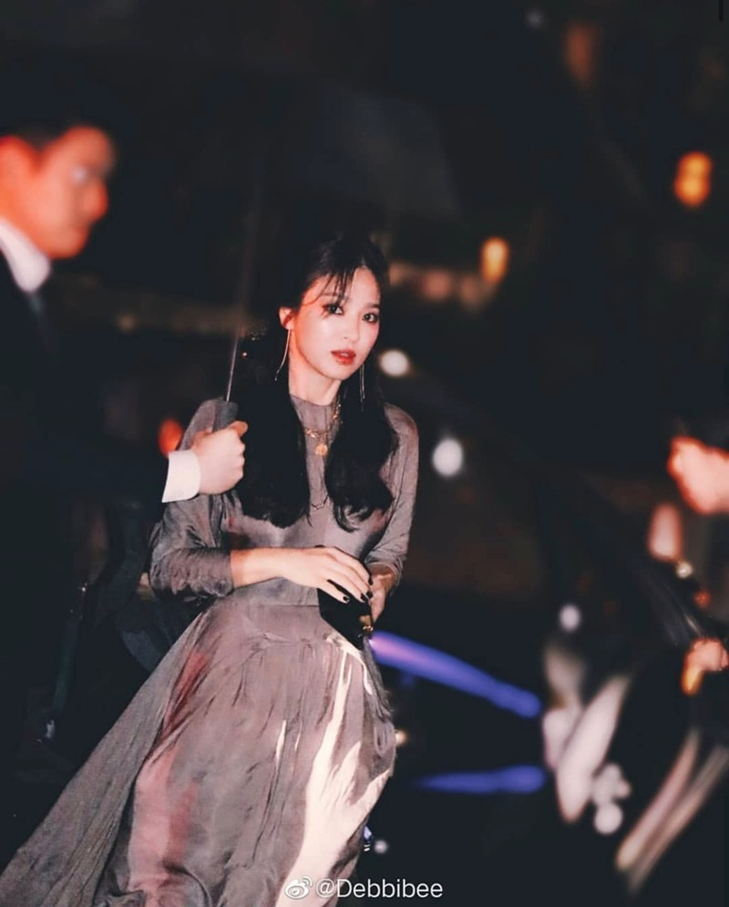 song hye kyo, prada, new york, resort 2020
