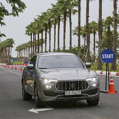 Maserati với hành trình trải nghiệm Summer Wanderlust
