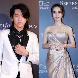 """Thái Y Lâm """"hack tuổi"""" với vẻ đẹp thần sầu, xuất hiện cùng Ngô Diệc Phàm tại sự kiện của BVLGARI ở Thành Đô"""