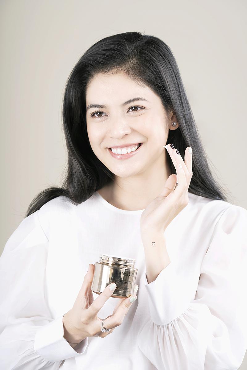 Lancôme Absolue Soft Cream, Trang Minh