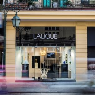 Thương hiệu pha lê 130 tuổi LALIQUE ra mắt cửa hàng tại Hà Nội
