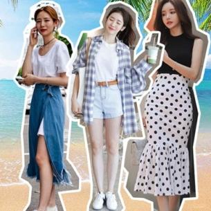 """3 phong cách phối đồ siêu """"xịn"""" cho mùa hè"""