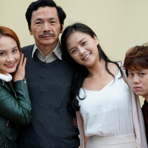 """""""Ông bố quốc dân"""" trong """"Về nhà đi con"""" hết lời khen ngợi 3 cô con gái Bảo Thanh, Thu Quỳnh, Ánh Dương"""