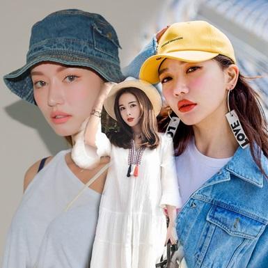 7 kiểu mũ xinh ngất ngây cho mùa hè
