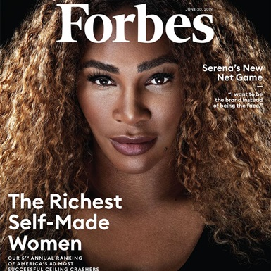 """Taylor Swift, Rihanna, Serena Williams, Kylie Jenner lọt top """"Những phụ nữ tự thân giàu nhất nước Mỹ"""""""