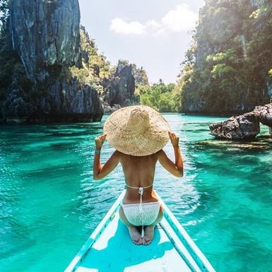 Những thiên đường biển tuyệt đẹp các quý cô nên đến một lần trong đời