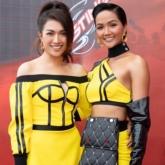 H'Hen Niê và Lệ Hằng nói gì trước khi khởi động Cuộc đua kỳ thú 2019?