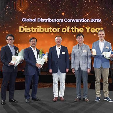 Hyundai Thành công tiếp tục nhận giải thưởng nhà phân phối toàn cầu của năm