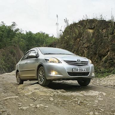 Toyota tiếp tục triệu hồi 201 xe Vios để thay thế cụm bơm túi khí