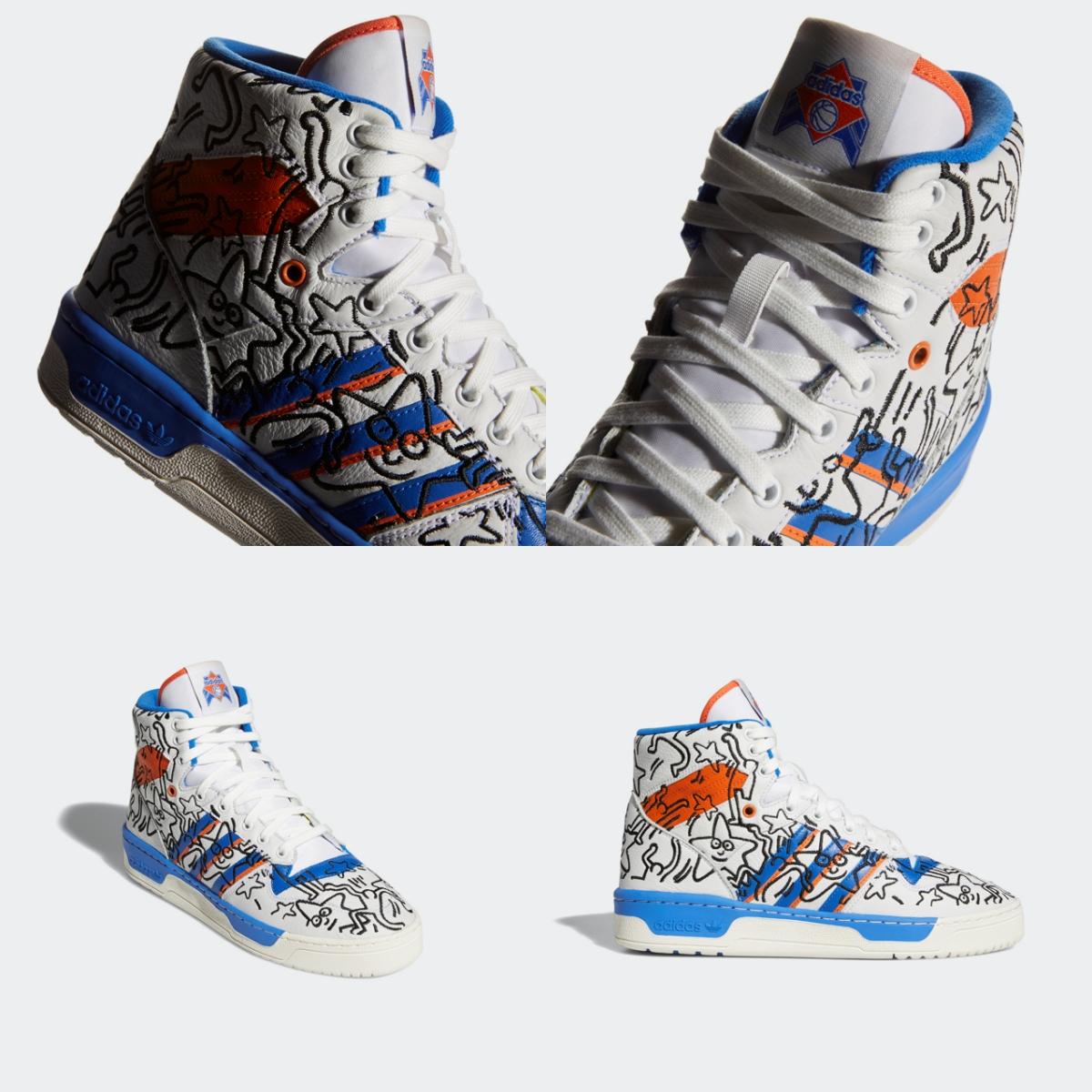 adidas, love unites, bộ sưu tập, pride month, lgbt, cộng đồng, keith haring