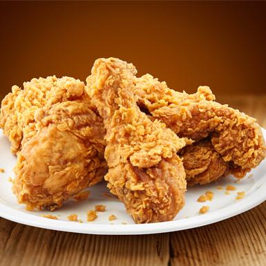 Ăn gà rán hằng ngày có thể làm tăng 13% nguy cơ tử vong