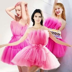 """Sulli đẹp tựa nữ thần, bất chấp diện dầm bình dân """"đụng hàng"""" Kendall Jenner lẫn """"bà hoàng túi Hermès"""""""