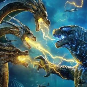 """""""Godzilla"""": phiên bản Hollywood đuối sức so với loạt phim hoạt hình của Nhật Bản"""