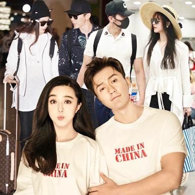 """Trước khi chia tay, Phạm Băng Băng – Lý Thần bao lần khiến fans """"tan chảy"""" vì khoảnh khắc diện đồ đôi ngọt lịm"""