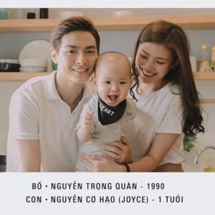Ông bố 9x Jay Quân: bỏ hút thuốc, không chơi game, bớt nhậu từ ngày có con