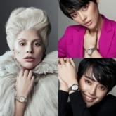 """Khánh Linh """"đụng hàng"""" đồng hồ hiệu với Lady Gaga"""