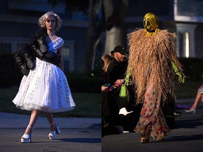 moschino, resort 2020, bộ sưu tập, thời trang, jeremy scott