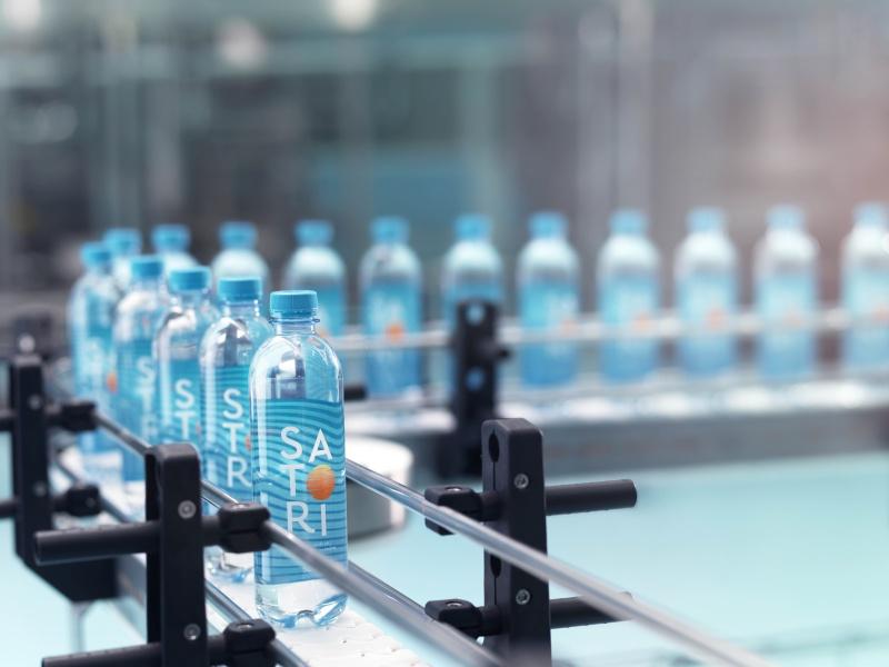 satori, nước tinh khiết, nhà máy