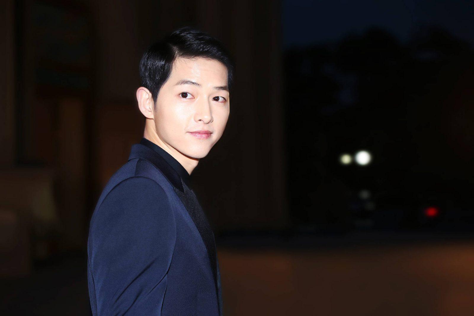 Song Joong Ki li hon Song Hye Kyo