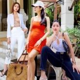 Street style sao Việt tuần qua: Diệp Lâm Anh bầu bí vẫn sexy, Chi Pu, Minh Hằng gợi cảm hết mực